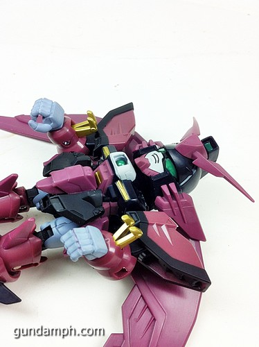 SD Gundam Online Capsule Fighter EPYON Toy Figure Unboxing Review (43)