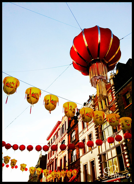 Chinatown, London Photography | The Purple Pumpkin Blog