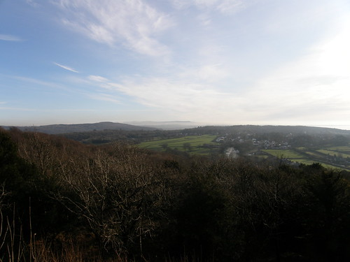 Castlebarrow view