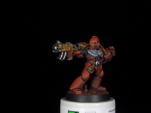 Blood Angels Sergeant 006