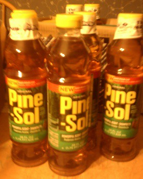Cleaning Products Pine-Sol