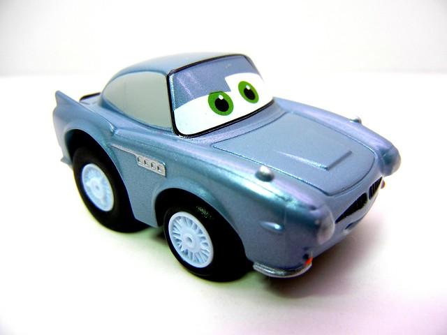 choro q disney cars 2 finn mcmissle (2)