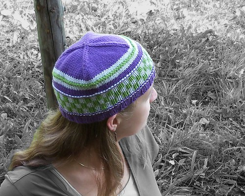 carmi purple crown