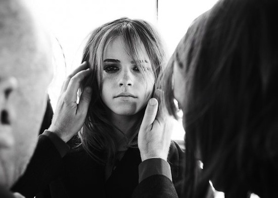 Autumn:Winter 2009 Campaign - Behind The Scenes (1)