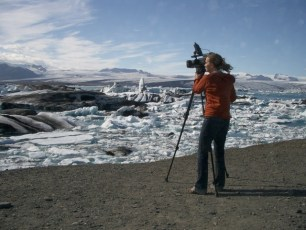 Maria Frostic - Main Iceberg Lagoon