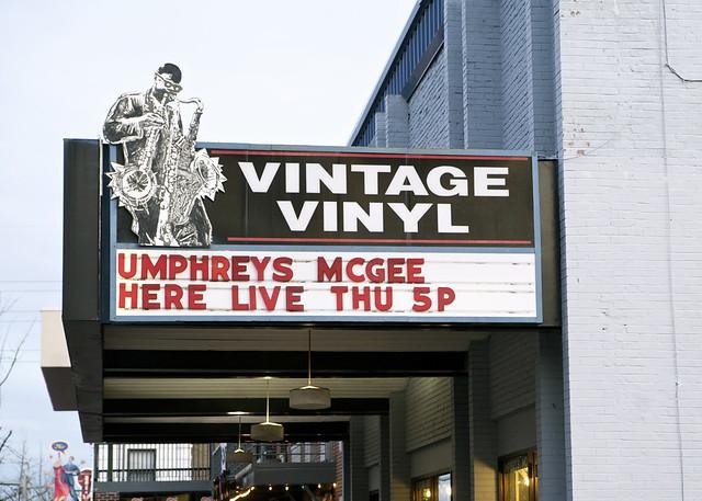 Umphrey's McGee @ Vintage Vinyl