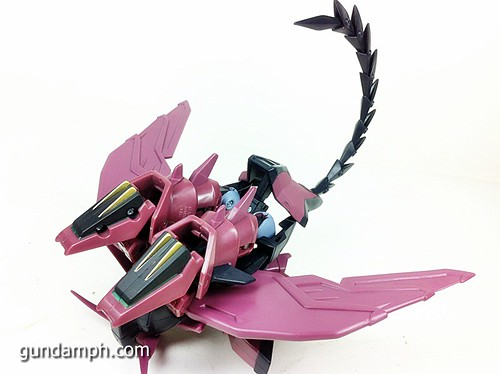 SD Gundam Online Capsule Fighter EPYON Toy Figure Unboxing Review (51)