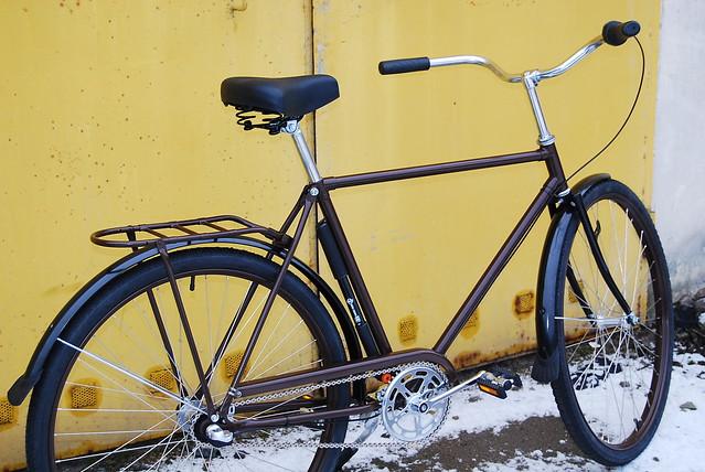 Re-cycling One More Bike (3)