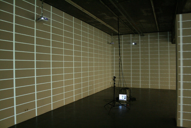 mayer+empl . AG . immersive video mapping installation . munich . 2011