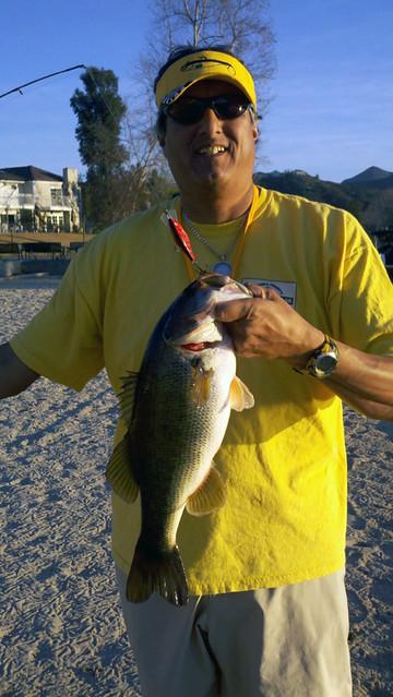 Chief's 4+ Pound Bass