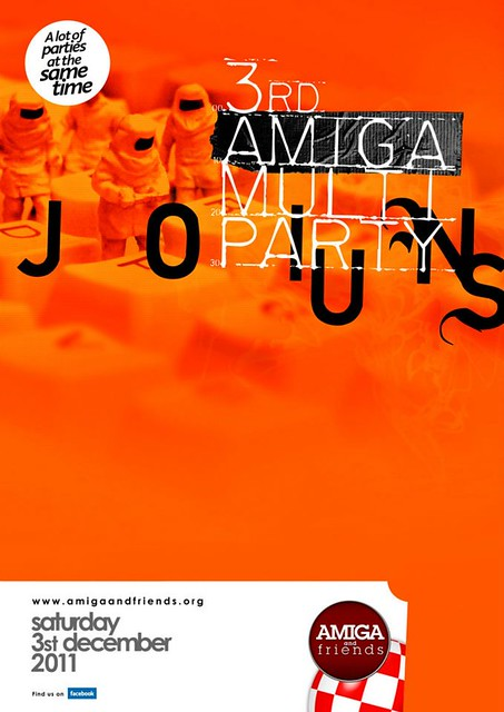 Amiga And Friends 3rd MULTIPARTY
