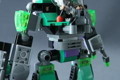 6862 Superman vs Power Armor Lex - Power Armor 10