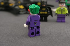 6863 Batwing Battle Over Gotham City - Joker 3