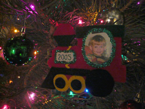 2005- Reagan Ornament