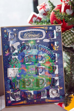 Divine Chocolate Advent Calendar
