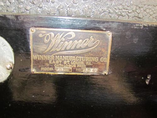 1903 Winner, Penngrove Power-Up