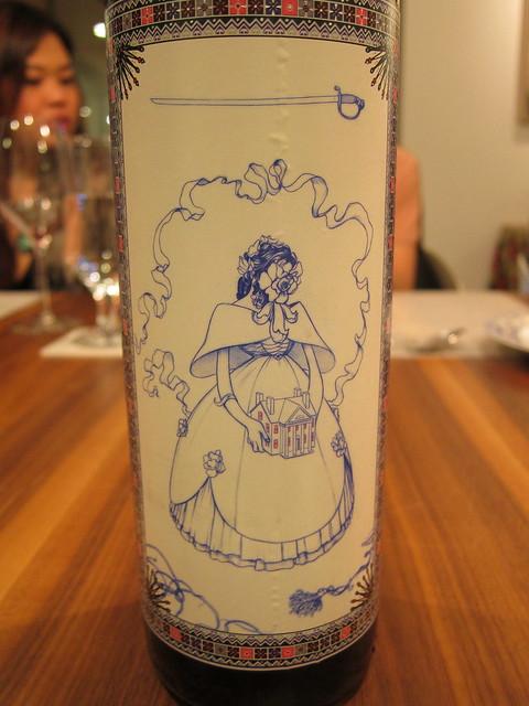 James Jean bottle
