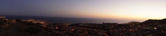 View over ARguineguin, Gran Canaria