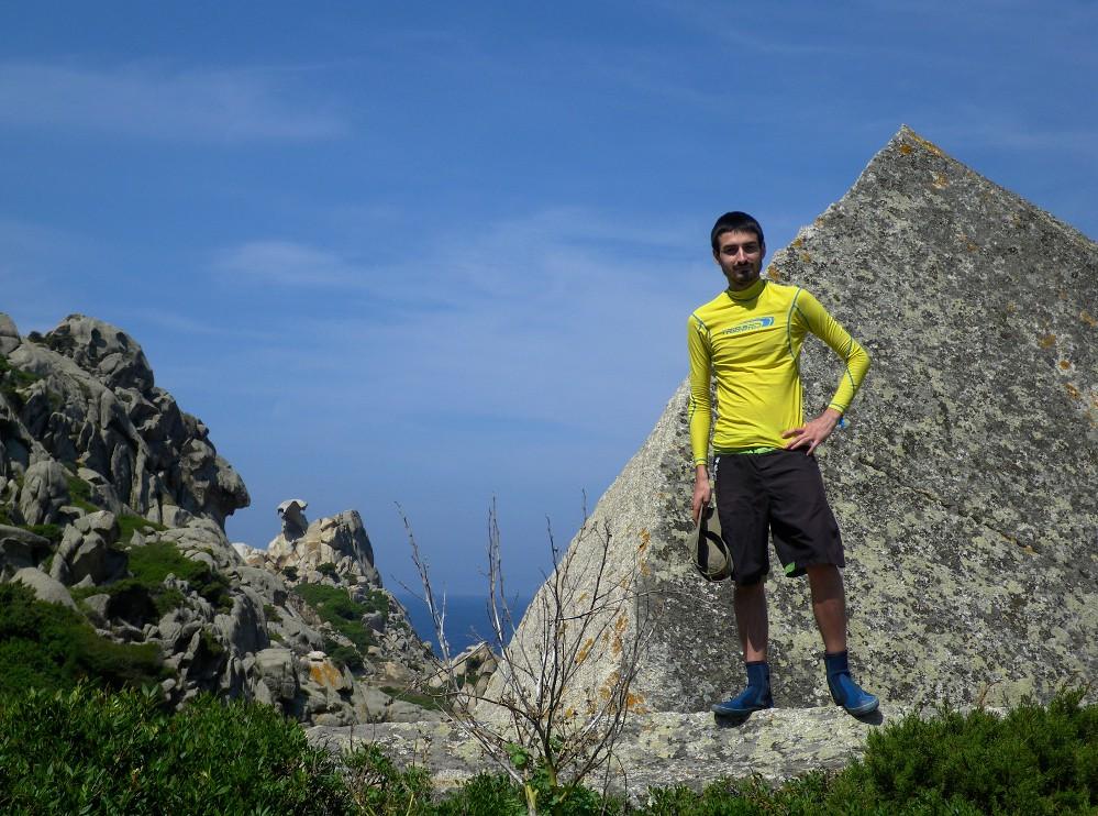 Capo Testa - Ja alla piramide della Valle della Luna