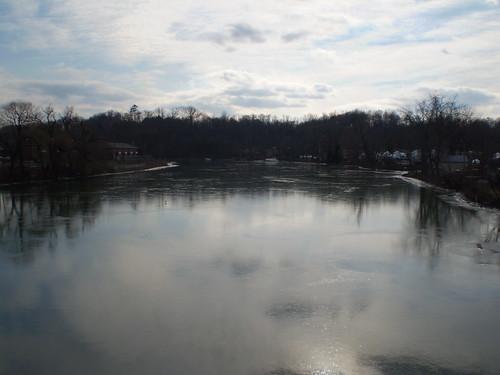 catskill creek on ice