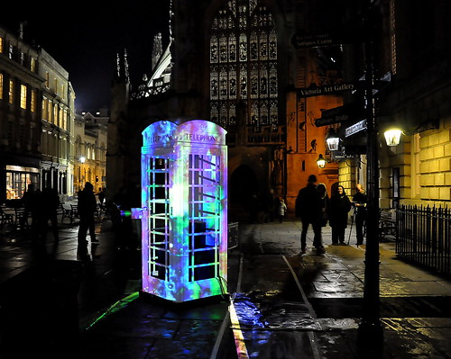 Funky Phonebox