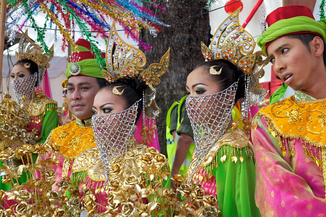 Beautiful Colors of Penang