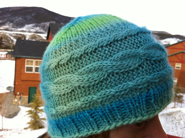 Gondola Cables Hat