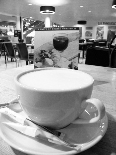 Cafè Globetrotter - kastrup airport (köpenhamn)