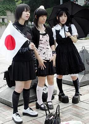 moda-japonesa-lolitas-punk