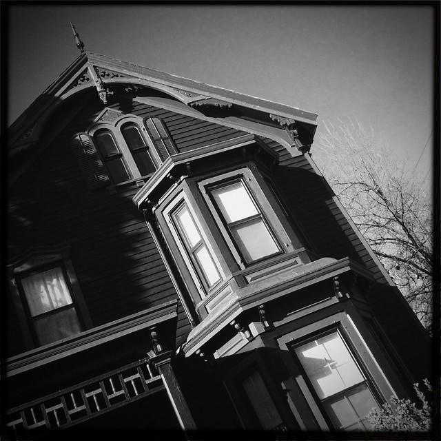 The Black House, Poughkeepsie