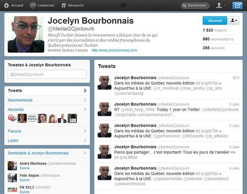 """""""Twitter @MediaQCjocbourb"""""""