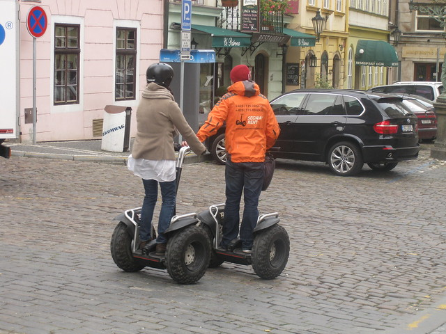 Segway Sightseeing tour