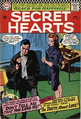 Secret Hearts No. 112