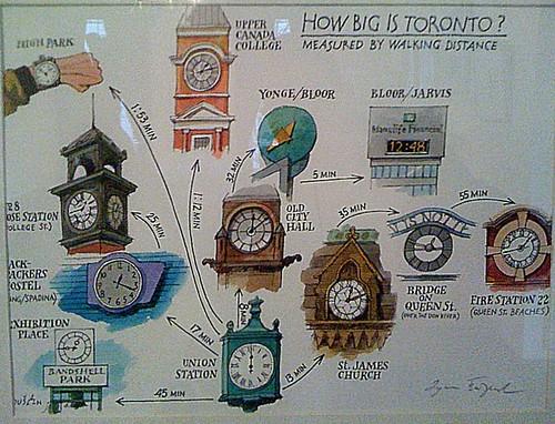 Dusan Petricic - How Big is Toronto