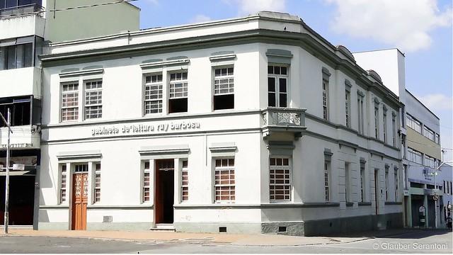 Gabinete de Leitura Ruy Barbosa, por Glauber Serantoni