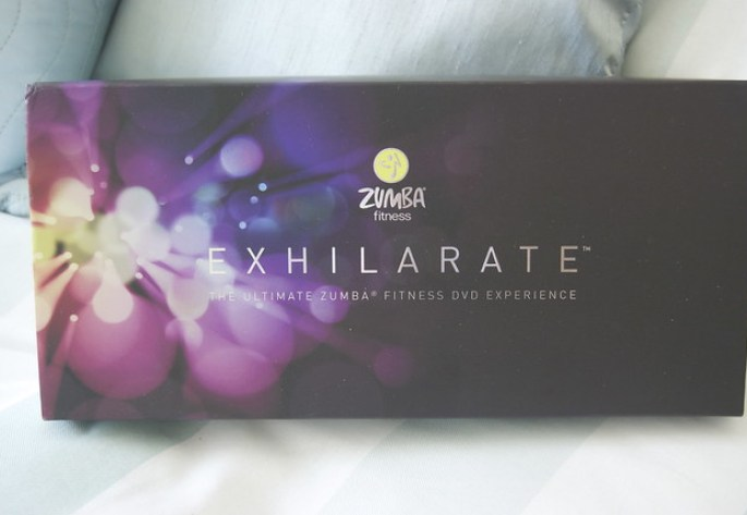Review: Zumba Exhilarate DVD Collection