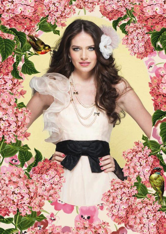 Spring:Summer 2011:12 Collection - Promotional Photo (13)