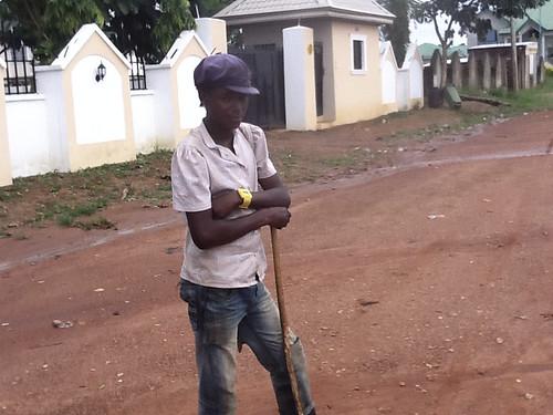 Muhammad, Fulani Herdsman by Jujufilms