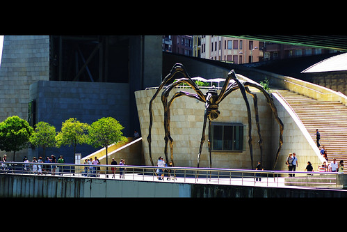 Mom Spider (Guggenheim Bilbao) Tamronized (3/3) by Iker Merodio