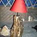 Petrified Wood Lamps