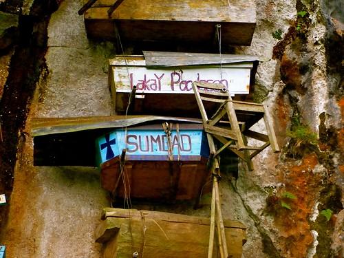 Hanging Coffins, Sagada, Philippines