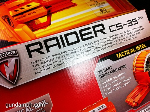 NERF Sale 50% Off Stampede Raider Recon Unboxing Review (54)