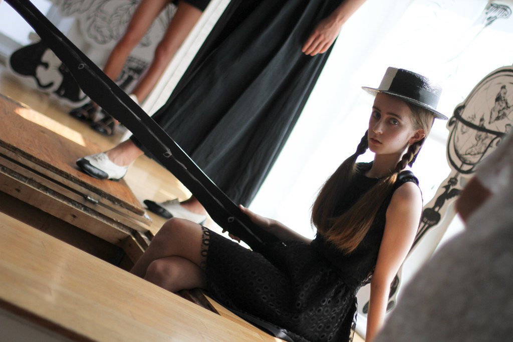 Rachel Antonoff Spring 2012 -25