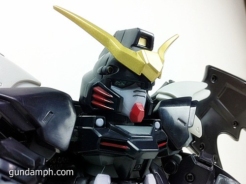 SD Gundam Online Deathscythe Hell Custom Toy Figure Unboxing Review (42)