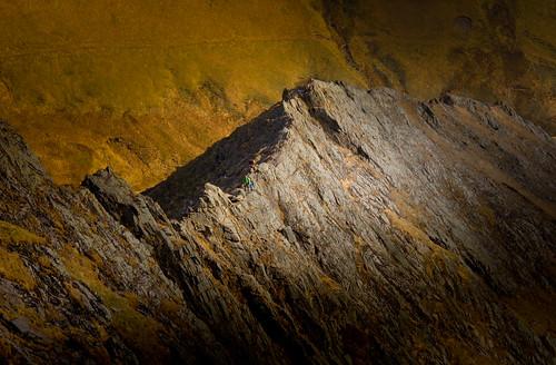 Sharp Edge - Blencathra
