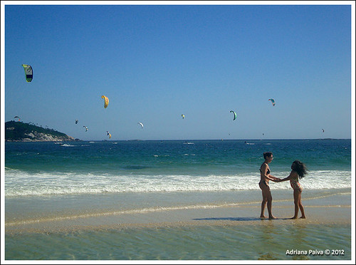 Kite surf - kitesurfe esporte esportes aquáticos Fotos Adriana Paiva
