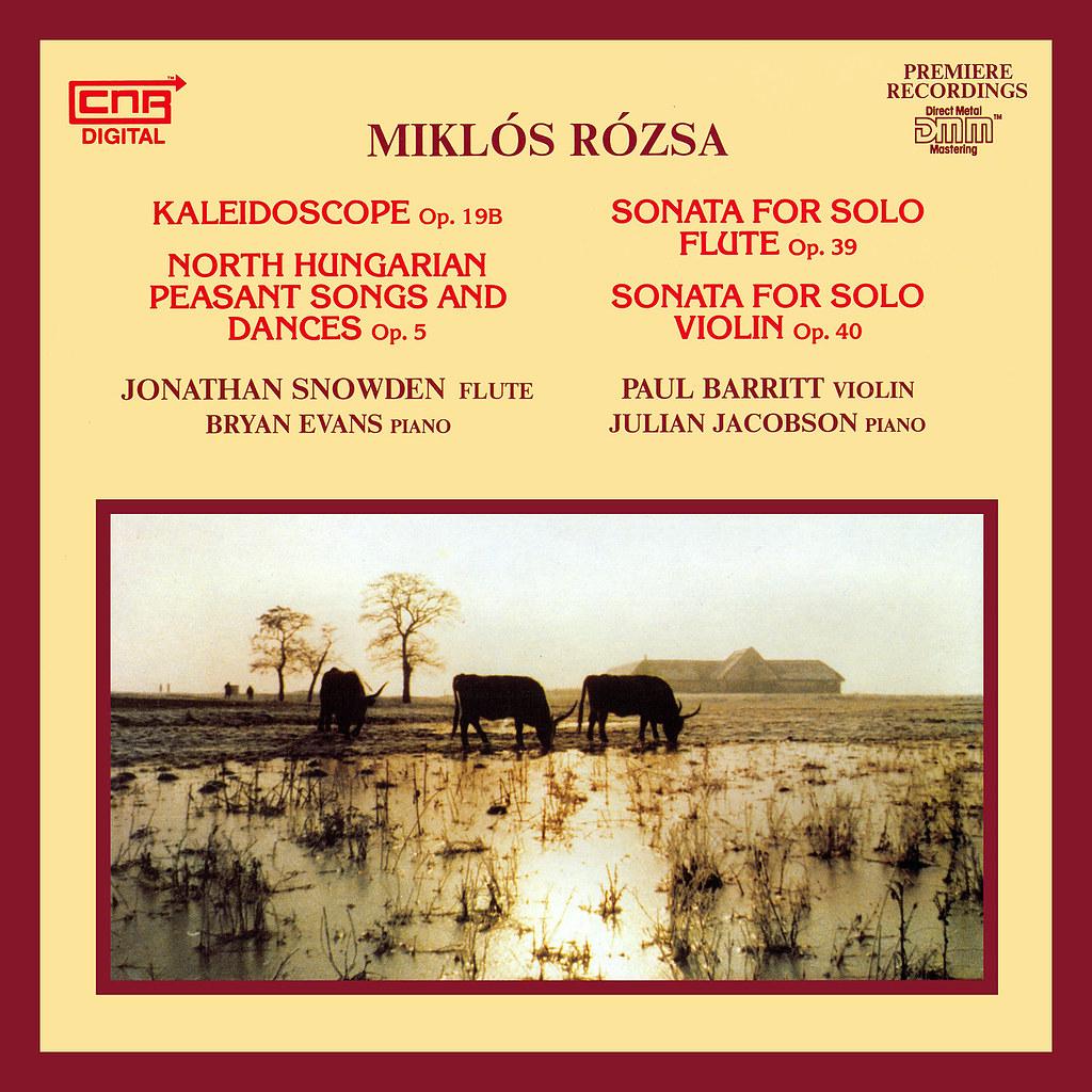 Miklós Rózsa - Kaleidoscope