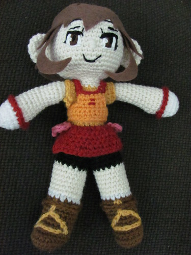 hikari finished doll