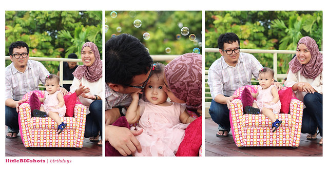 Elsa Zahra is ONE! | Birthday Party Photographer Malaysia