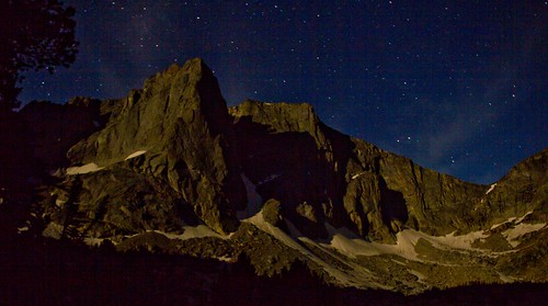 Warrior Peak, Cirque of the Towers, Wind River Range, Wyoming by i8seattle